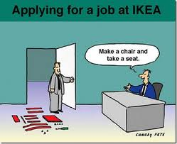 IKEA cartoon